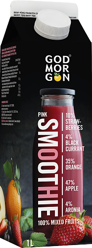 God Morgon® Pink Smoothie