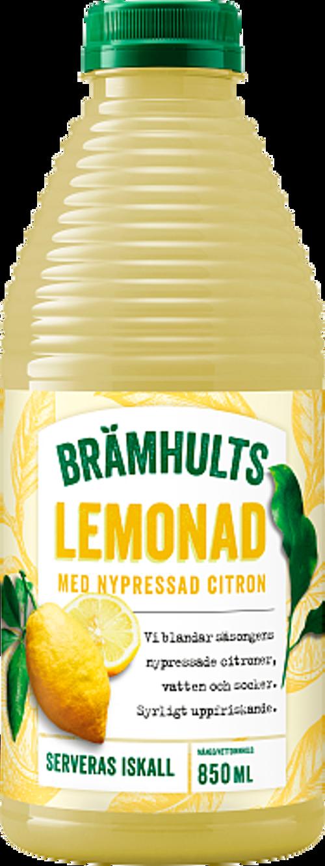 Brämhults Lemonad med nypressad citron
