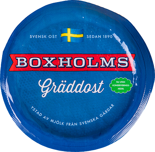 Boxholms® Gräddost 38%