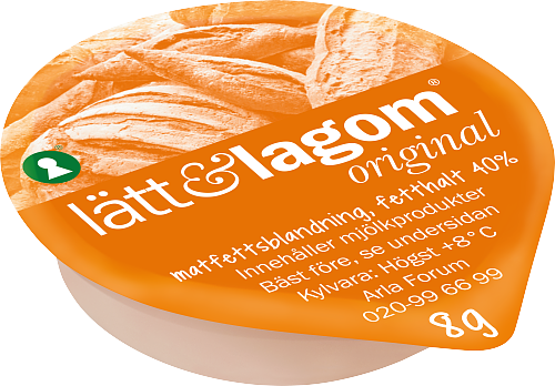 Lätt & Lagom® Matfettsblandning 40% portion