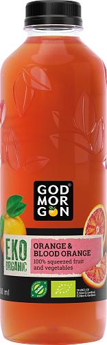 God Morgon® Apelsin & Blodapelsin Eko