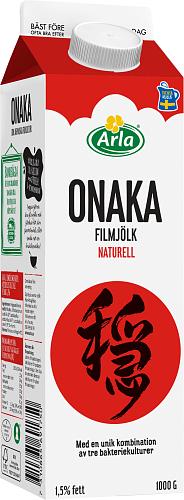 Arla® Onaka filmjölk naturell 1,5%