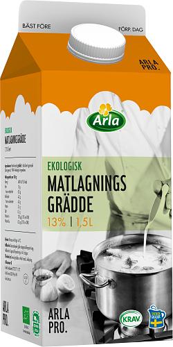 Arla® Pro Eko matlagningsgrädde 13%