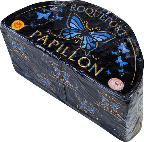 Papillon Roquefort opast 32% blåmögelost