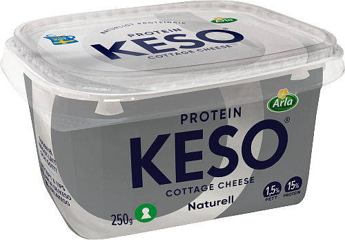 KESO® Cottage cheese protein 1,5%