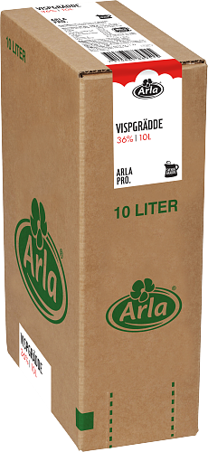 Arla® Pro Vispgrädde 36% BiB