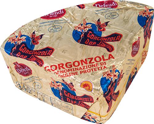 Defendi Gorgonzola DOP 27% blåmögelost