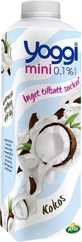 Yoggi® Mini yoghurt kokos