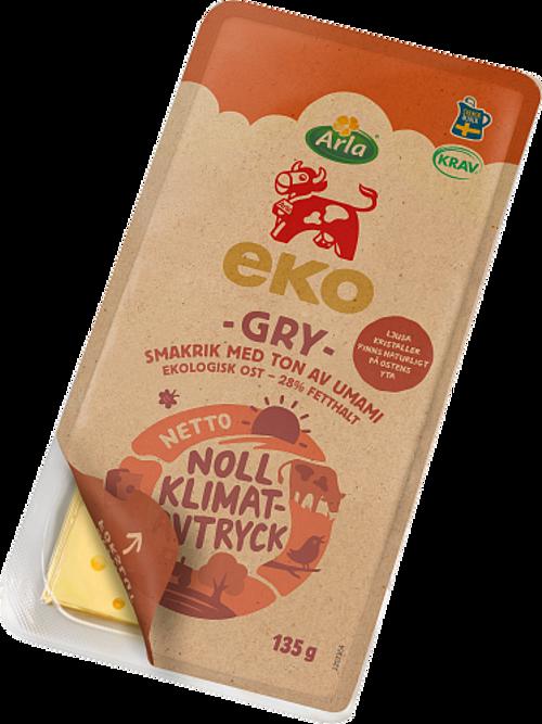Arla Ko® Ekologisk Gry Ekologisk 28% skiv