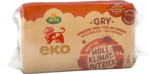Arla Ko® Ekologisk Gry Ekologisk 28%