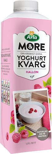 Arla® Yoghurtkvarg hallon