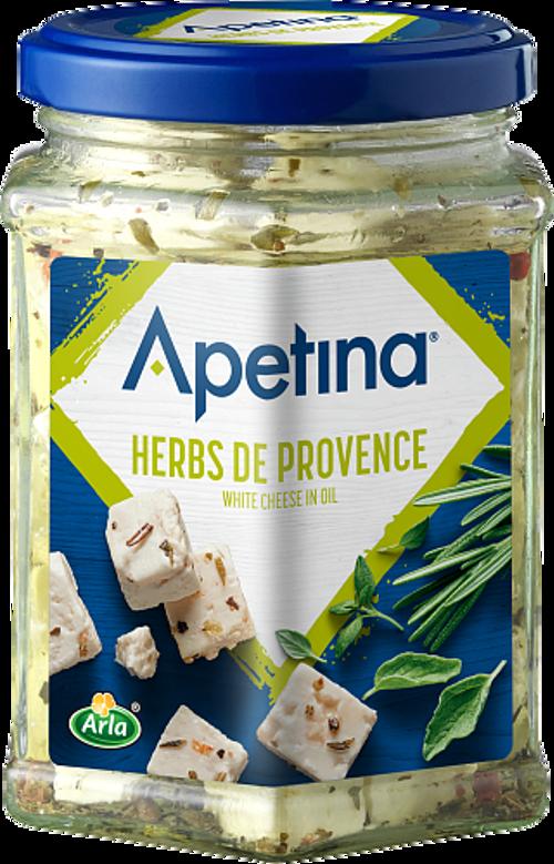 Apetina® Vitost tärnad i olja Provence 29%