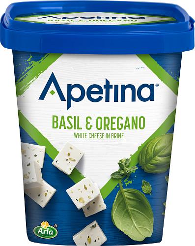Apetina® Vitost tärnad lake basil oregan 22%
