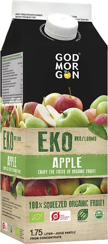 God Morgon® Ekologisk Äpple