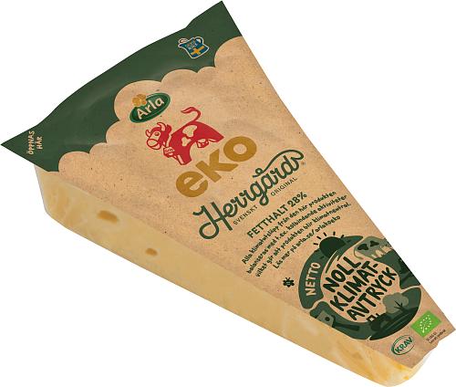 Arla Ko® Herrgård® ekologisk ost