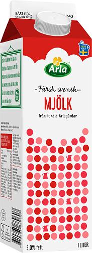 Arla® Standardmjölk 3%