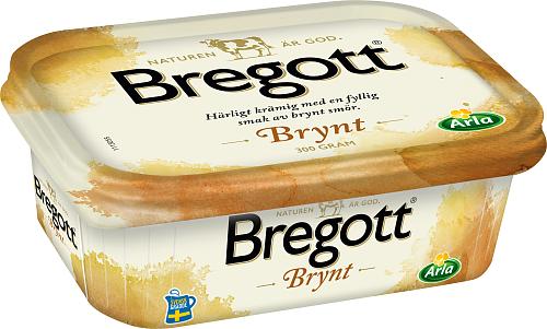 Bregott® Brynt smör & rapsolja