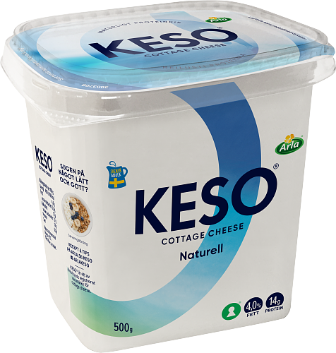 KESO® Cottage cheese 4%