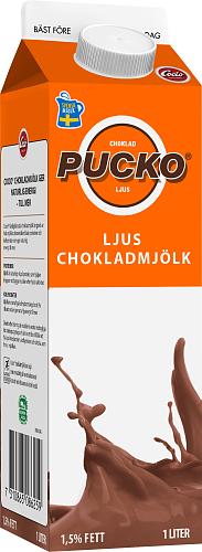 Cocio Pucko Ljus chokladmjölk