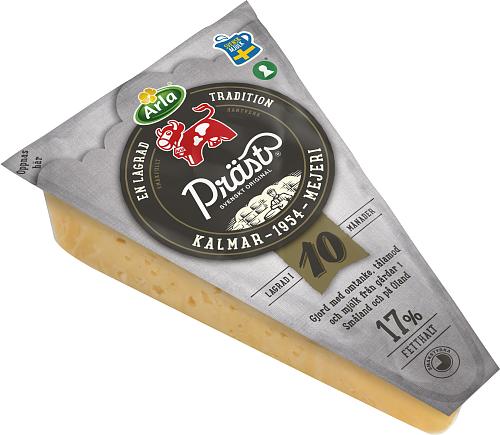 Arla Ko® Präst® 17% lagrad ost