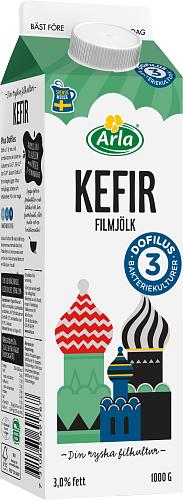 Arla® Kefir filmjölk 3%