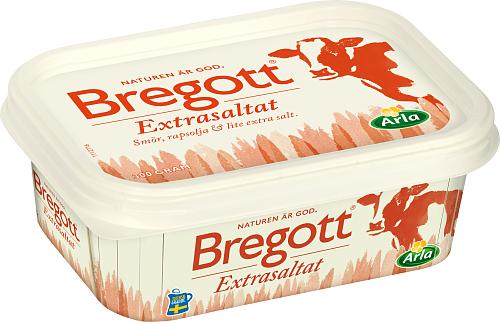 Bregott® Extrasaltat smör & rapsolja
