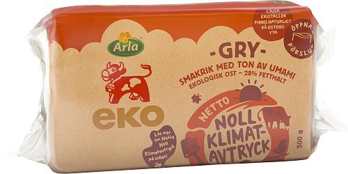 Arla Ko® Ekologisk Gry ekologisk ost