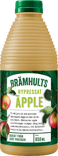 Brämhults Nypressat äpple