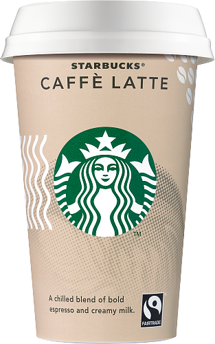Starbucks® Caffe Latte