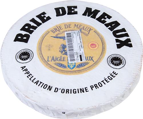 Riches Monts Brie de Meaux opast 21% vitmögelost