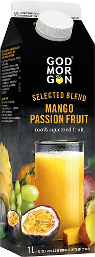 God Morgon® Mango/Passion juice
