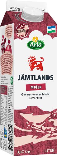 Arla Ko® Jämtlandsmjölk 3,0%
