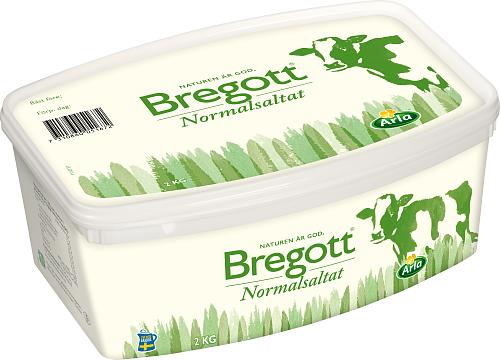 Bregott® Normalsaltat smör & rapsolja