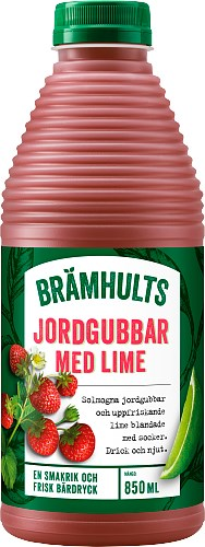 Brämhults Jordgubbar med Lime