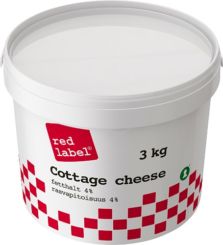 Red Label® Cottage Cheese 4%