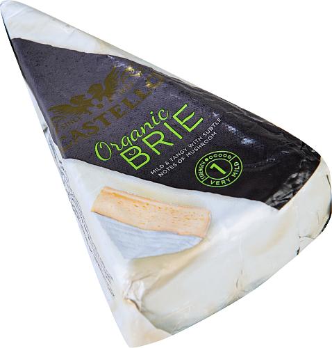 Castello® Organic brie ekologisk vitmögelost