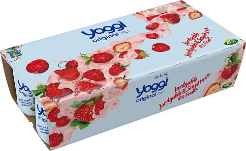 Yoggi® Original yoghurt jgb, jgb & smu 8-p
