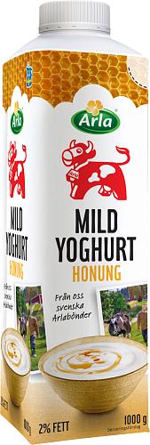 Arla Ko® Mild yoghurt honung 2%