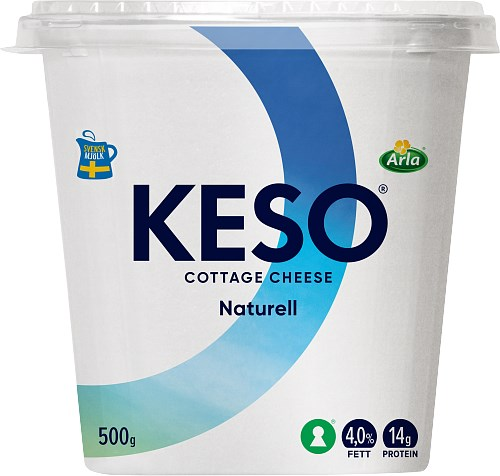 KESO® Cottage Cheese Naturell 4%