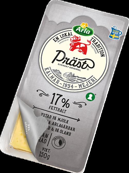 Arla Ko® Präst® 17% skivad