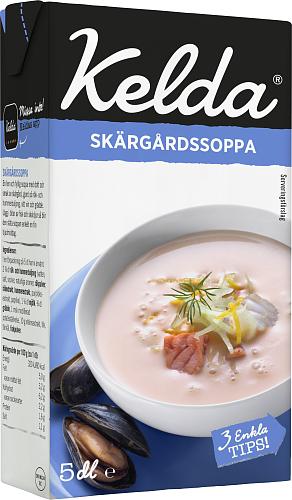 Kelda® Skärgårdssoppa