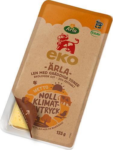 Arla Ko® Ekologisk Ärla ekologisk skivad ost
