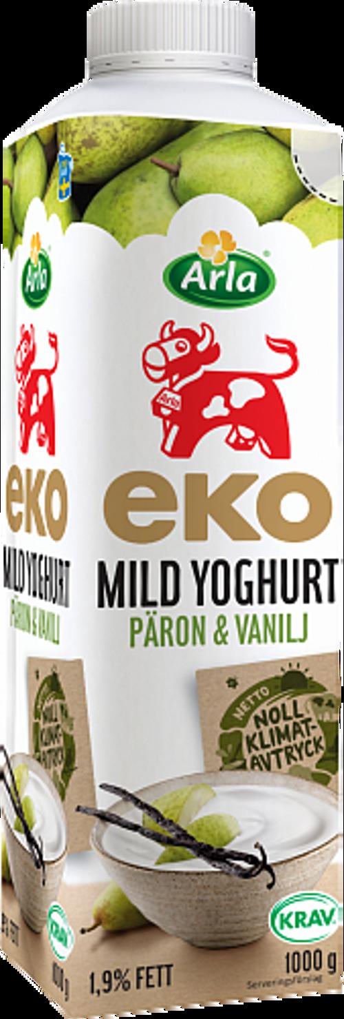 Arla Ko® Ekologisk Eko mild yog päron/van 1,9%