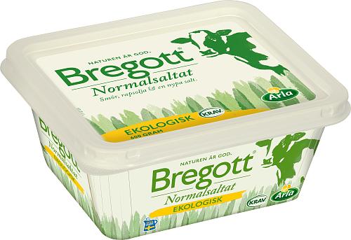 Bregott® Ekologisk smör & rapsolja