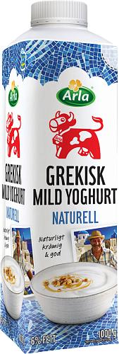 Arla Ko® Mild yoghurt grekisk 6%