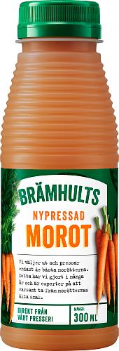 Brämhults Nypressad morot