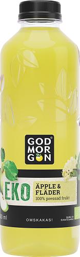 God Morgon® Organic Apple & Elderflower