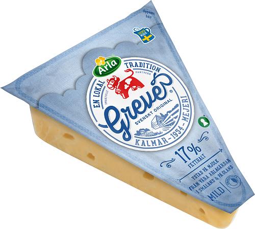 Arla Ko® Grevé® 17% ost